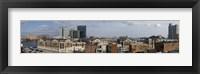 Framed Inner Harbor, Baltimore, Maryland, 2009