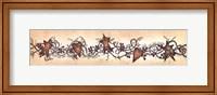 Framed Viney Tin Row