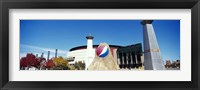 Framed Pepsi Center, Denver, Denver County, Colorado