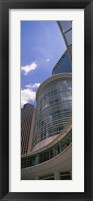Framed Low angle view of a building, Chevron Building, Houston, Texas