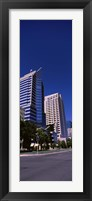 Framed Buildings, Sacramento, CA ,USA