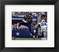 Framed Tavon Austin 2013 Action