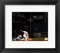 Framed Shane Victorino Grand Slam 6 of American League Championship Series