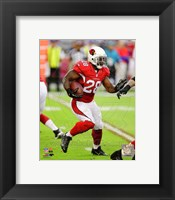 Framed Rashard Mendenhall 2013 Action