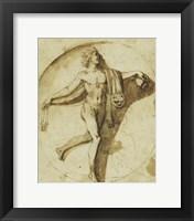Framed Votary of Bacchus