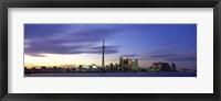 Framed Toronto, Ontario, Canada
