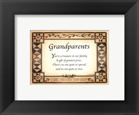 Framed Grandparents