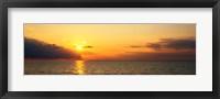 Framed Lake Erie NY USA