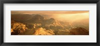 Framed Sunrise Hopi Point Grand Canyon National Park AZ USA