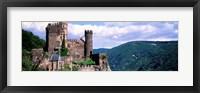 Framed Rhinestone Castle Germany