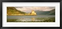 Framed Eilean Donan Castle Highlands Scotland
