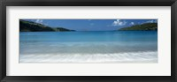 Framed Magens Bay St Thomas Virgin Islands