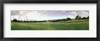 Framed Golf Course Maui HI USA