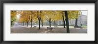 Framed Park Geneve, Switzerland