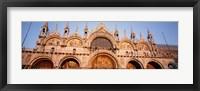 Framed Basilica di San Marco Venice Italy
