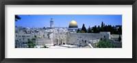 Framed Jerusalem, Israel