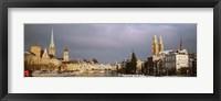Framed Winter, Zurich, Switzerland