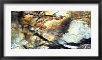 Framed Rock Wasatch National Forest UT USA