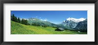 Framed Grindelwald Switzerland