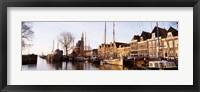 Framed Hoorn, Holland, Netherlands