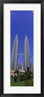 Framed Kuala Lumpur, Malaysia