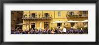 Framed Rome Italy