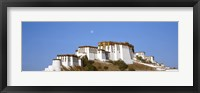 Framed Potala Palace Lhasa Tibet