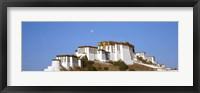 Framed Potala Palace Lhasa Tibet