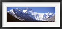 Framed Mt Everest, Nepal
