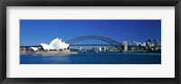 Framed View of Sydney, Australia