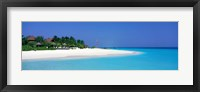 Framed Laguna Beach Maldives
