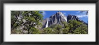 Framed Yosemite Falls Yosemite National Park CA
