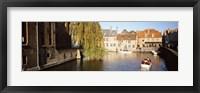 Framed Brugge Belgium