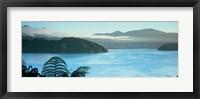 Framed Kenepuru, Marlborough Sound, New Zealand