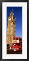 Framed Big Ben, London, United Kingdom