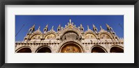 Framed Saint Marks Basilica, Venice, Italy