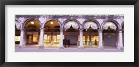 Framed Facade, Saint Marks Square, Venice, Italy
