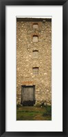 Framed Door of a mill, Kells Priory, County Kilkenny, Republic Of Ireland