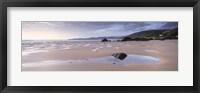 Framed Beach, Putsborough, North Devon, Devon, England