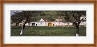 Framed Biertan, Transylvania, Mures County, Romania