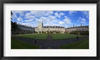 Framed Quadrangle in University College Cork, aka UCC,Cork City, Ireland