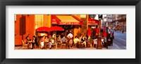 Framed Cafe, Paris, France