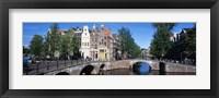 Framed Row Houses, Amsterdam, Netherlands