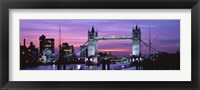 Framed England, London, Tower Bridge