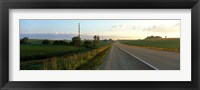 Framed Highway Eastern IA