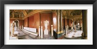 Framed Interior Louvre Museum Greco Roman Room Paris France