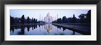 Framed Taj Mahal India