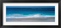 Framed Waters Edge Barbados Caribbean
