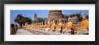 Framed Ayutthaya Thailand