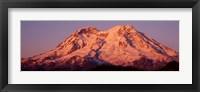 Framed Mount Rainier, Washington